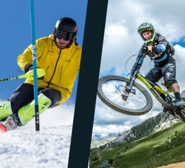 Bi-qualification VTT et Ski alpin